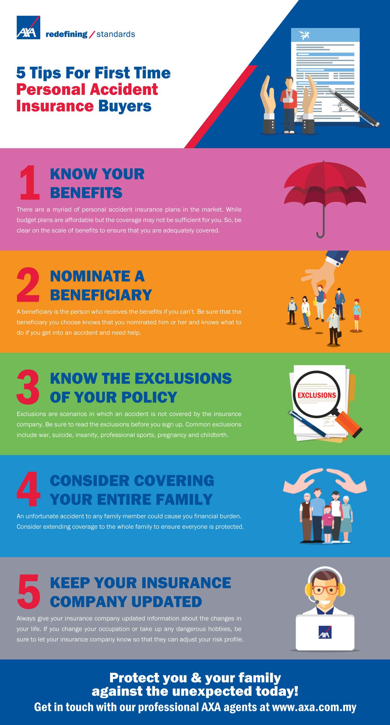 Brochure For Insurance